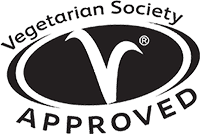 Vegetarian Society Approved Logo